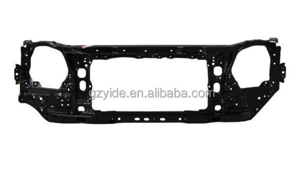 hot selling radiator support for toyota prado auto spare parts