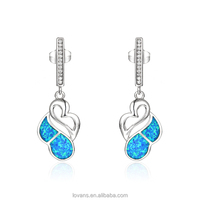 Silver 925 Earring Crystal Jewelry Set Jewelry Shop Names