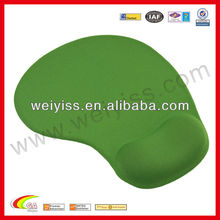 2014 Newest design silicone gel game mouse pad