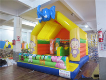 high quality commercial inflatable bouncer for adults and kids sale
