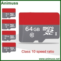 Ultra high speed Full capacity Mobile Micro memory card 32gb 16gb 64gb with adapter for SanDisk