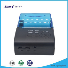 Bluetooth printer for ipad receipt printer price ZJ-5805LD portable mobile wireless mini printer