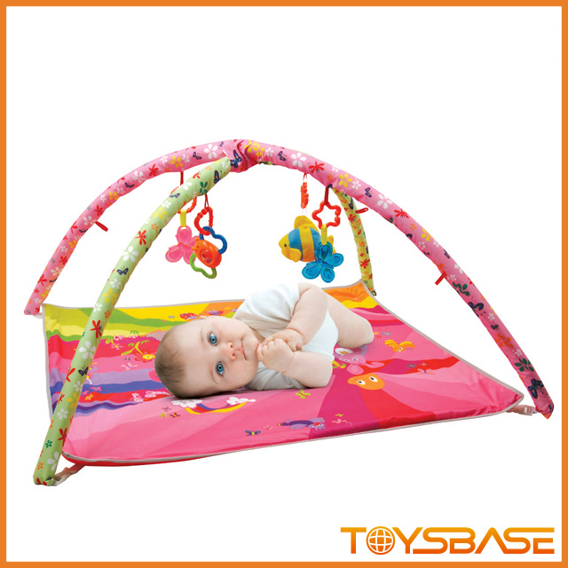 wholesale cheap Comfortable Foldable baby play gym