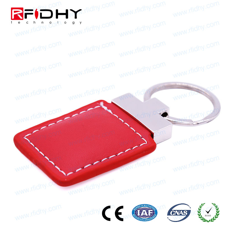 Programmable nfc leather transponder for Ticketing