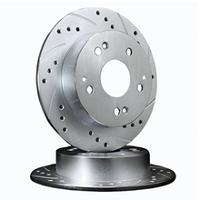 Stainless steel automobile brake disc CNC machining parts