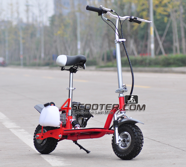 popular mini bike scooter/2 stroke 43cc gas scooter engine for kids/adult on sale