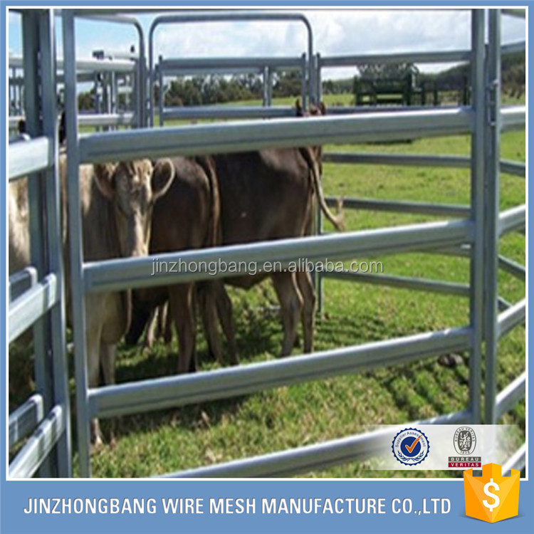 Livestock Farm Fence/Horse Fence Panel /Cattle Fence Panel horse sheep stockyard corral panel yard gate factory