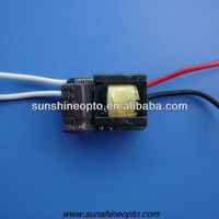 3w /1w Constant current led driver for gu10