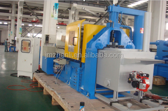 ZhenLi full automatic 280T hot chamber zinc die casting machine for car parts