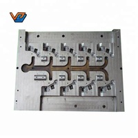 Import grade low cost die cast cylinder block mould
