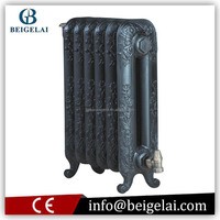 central heating system home used portable cast iron radiators with decorative flowers
