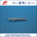 Disposable 2ml 5ml 10ml 20ml 2-part Syringe