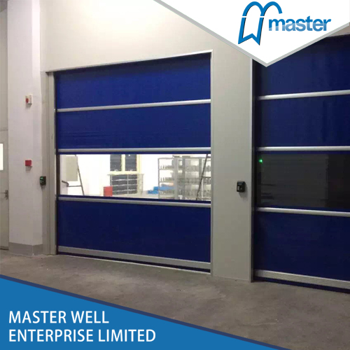 Hot Selling Imported PVC Rolling Screen Door