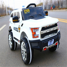 Newest design 12V Ford electric cars for kids remote control children electric car for Christmas gift