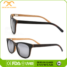 2015 OEM Bamboo Wooden Sunglasses Cheap Wholesale Sunglasses China Custom Logo Promotional Sunglasses Factory