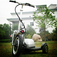 zappy 350-500W electric scooter moped with padels