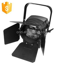 Guangzhou professional stage equipment theater fresnel filmTV led studio light