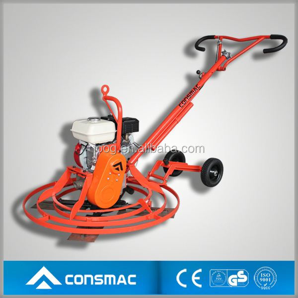 Hot sale light construction equipment used electric power float machine for hot sales