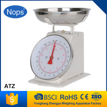 Commercial Grade Compass Needle Type Kitchen Weight Scale