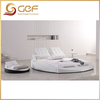 bedroom furniture king size round bed on sale buy king size round