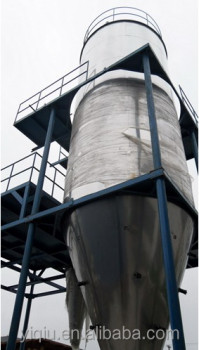 the stainless steel construction industry Catalyst powder spray dryer