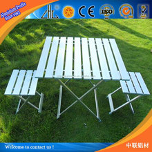 hot!!patio furniture aluminum powder coated/white aluminum,outdoor aluminum furniture,6063-T5 profile supplier/manufacturer