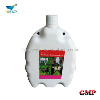 albendazole oral suspension veterinary medicine manufacturer