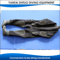 china professional excellent quality men's scuba diving cold water wetsuit