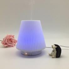 2016 SOICARE aroma diffuser LED lamp ultrasonic essential oil nebulizer