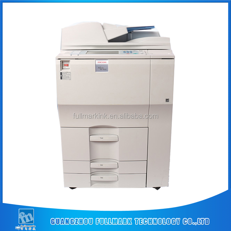 used photo printer machine ricoh 8000 aficio mp copier second hand printing photocopier