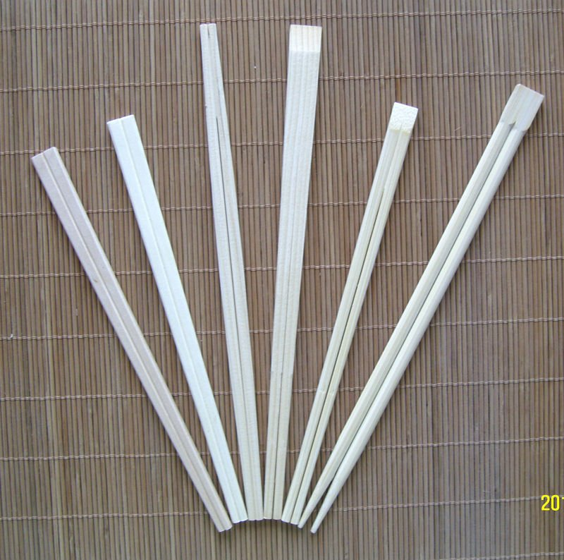 Wooden Disposable Pine Tensoge Chopsticks