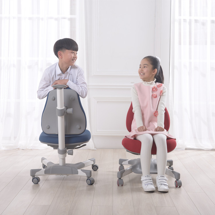 GMYD Ergonomic Chair for Kids Height Adjustable Study Chair for Children