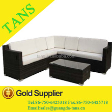 GR91090 Rattan Sofa set of 6 pcs hd designs outdoor furniture