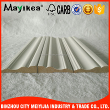Cheap products to sell with custom design wood mdf skirting