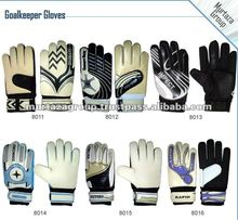 Rubber Latex Goal Keeper Gloves