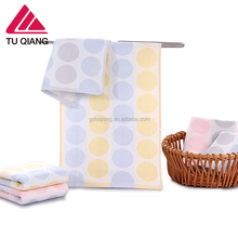 100 combed Sinkiang long-staple cotton zero twist gauze baby towels
