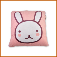 Promotional Multifunctional Custom Polyester Blanket Pillow