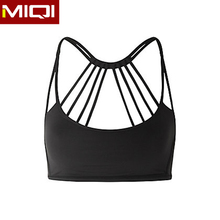 Latest Design Yoga Wear In Fitness Comfortable Gym Bra Cheap Wholesale Yoga Tops For Women