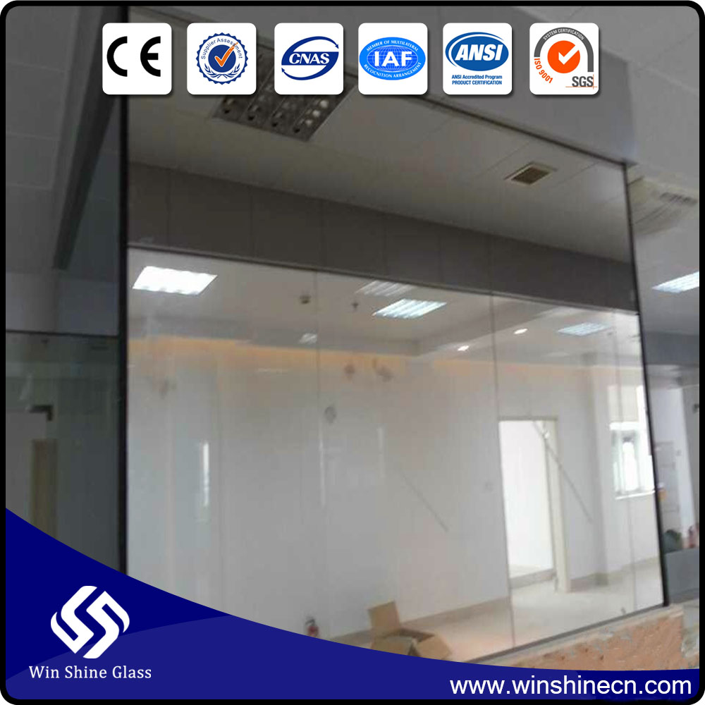 Professional one way mirror glass for interrogation room of police office, court
