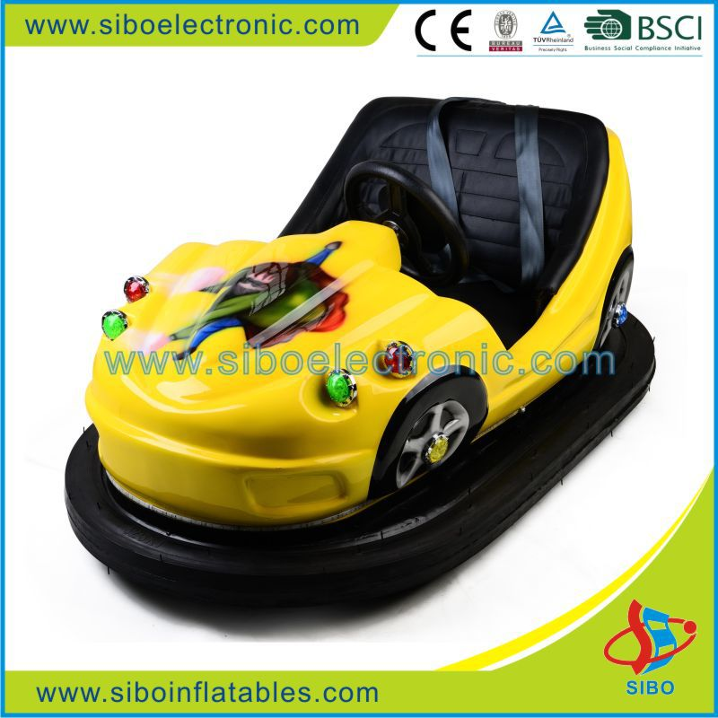 GMBC amusement park bumper cars electric,bumper cars sale hot in uk