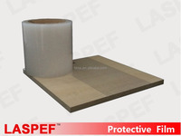 PE Adhesive Protective Film,Transparent Film For Floor board