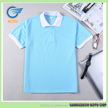 custom 100% polyester cheaper promotional work wear polo shirt