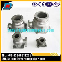 Energy efficient popular well water pump parts valve cover casting