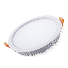 hot sale CE ROHS SAA FCC round smd downlight recessed Dimmable SMD2835 6w 18w 24w 12W LED down light