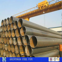 carbon steel seamless pipe assorted