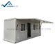 New type mobile prefabricated shipping container coffee shop