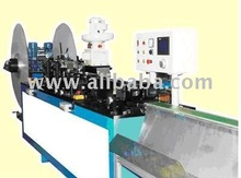 Aluminum Corrugated Fin Machine with Star Roll Stand Product Overview