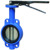 Wafer Butterfly Valve with Aluminum  Handle