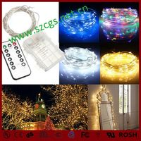 Good quality crazy Selling multicolor led christmas twinkle string light