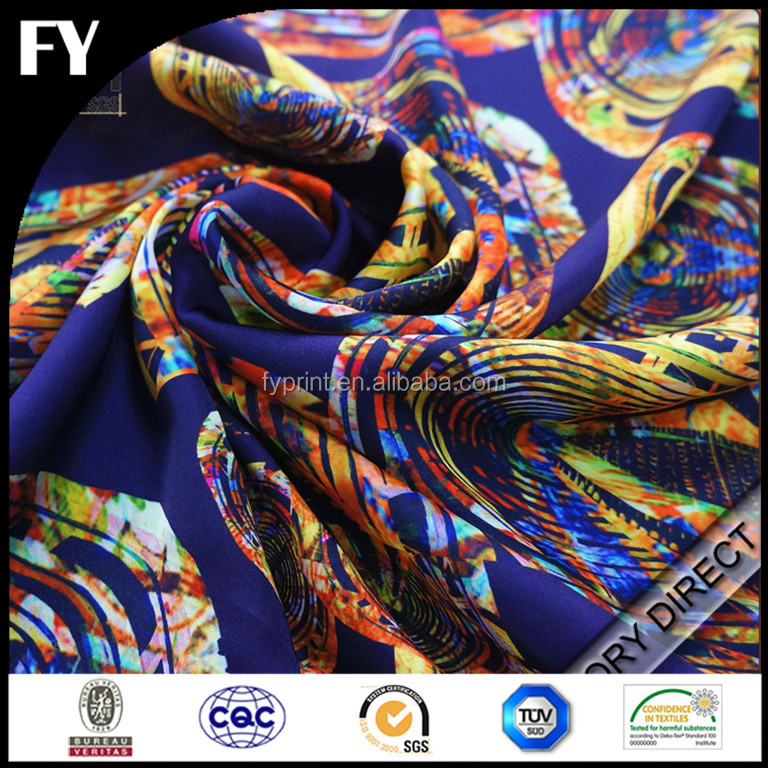 Factory high quality digital fabric digital printing services
